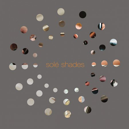 An image of a brochure for Solé Shades.